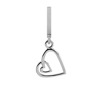 Christina Collect True Love silver pendant